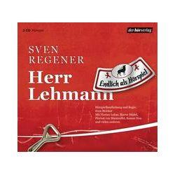 Hörbücher: Herr Lehmann  von Sven Regener von Sven Stricker