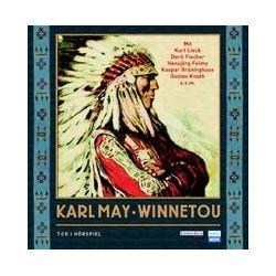 Hörbücher: Winnetou. 7 CDs  von Karl May