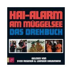 Hörbücher: Hai-Alarm am Müggelsee  von Sven Regener, Leander Haußmann