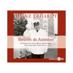 Hörbücher: Natürlich die Autofahrer, 1 Audio-CD  von Heinz Erhardt