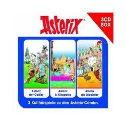Hörbücher: Asterix 1 - 3. 3 CDs