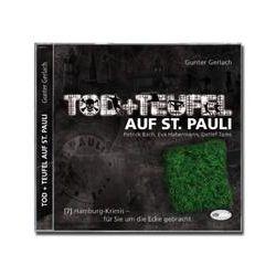 Hörbücher: Tod + Teufel auf St. Pauli  von Gunter Gerlach