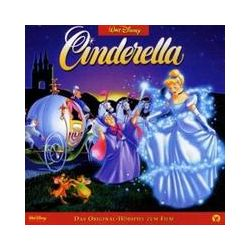 Hörbücher: Cinderella  von Walt Disney