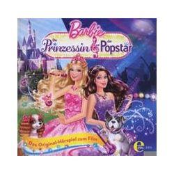 Hörbücher: Barbie - Princess & Popstar