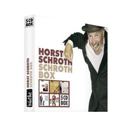 Hörbücher: Schroth Box  von Horst Schroth
