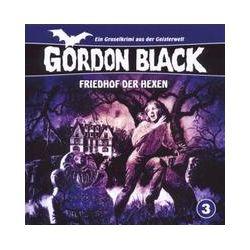 Hörbücher: Friedhof der Hexen, 1 Audio-CD  von Norman Thackery