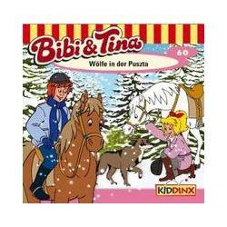 Hörbücher: Bibi und Tina 60: Wölfe in der Puszta