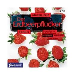 Hörbücher: Der Erdbeerpflücker  von Monika Feth