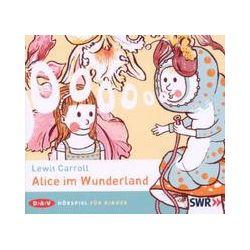 Hörbücher: Alice im Wunderland  von Lewis Carroll