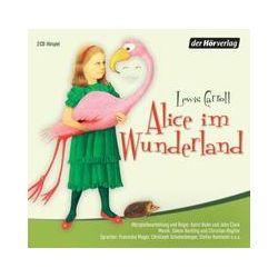 Hörbücher: Alice im Wunderland  von Lewis Carroll von John Clark, Karin Hahn