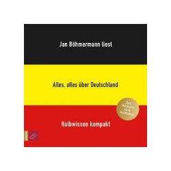 Hörbücher: Alles, alles über Deutschland  von Jan Böhmermann