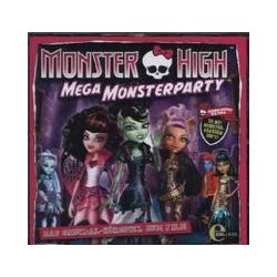 """Hörbücher: Monster High 01 """"Mega Monsterparty"""""""