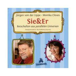 Hörbücher: Sie & Er - Teil 1 und 2  von Monika Cleves, Jürgen von der Lippe