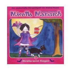 Hörbücher: Mirella lernt fliegen, 1 Audio-CD  von Andrea Russo
