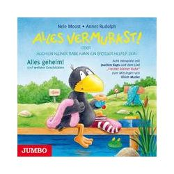 Hörbücher: Alles vermurkst!  von Anett Rudolph, Nele Moost