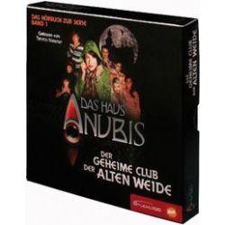 Hörbücher: Das Haus Anubis - Hörbuch Band 1  von Alexandra P. Lowe