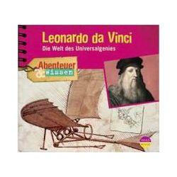 Hörbücher: Abenteuer & Wissen. Leonardo da Vinci  von Berit Hempel von Theresia Singer