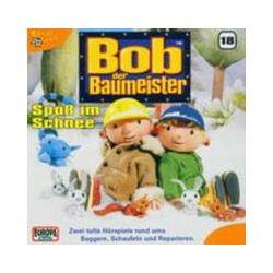 Hörbücher: Bob, der Baumeister 18. Spaß im Schnee. CD