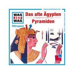 Hörbücher: Das alte Ägypten/ Pyramiden  von Manfred Baur von Kristiane Semar