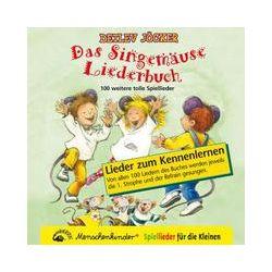 Hörbücher: Das Singemäuse Liederbuch. CD  von Detlev Jöcker