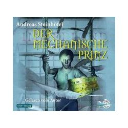 Hörbücher: Der mechanische Prinz  von Andreas Steinhöfel