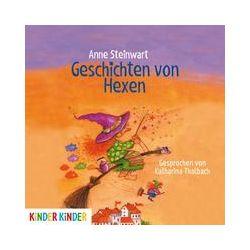 Hörbücher: Geschichten von Hexen  von Anne Steinwart