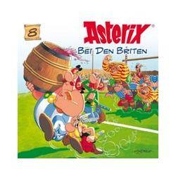 Hörbücher: Asterix  bei den Briten CD  von Albert Uderzo, René Goscinny