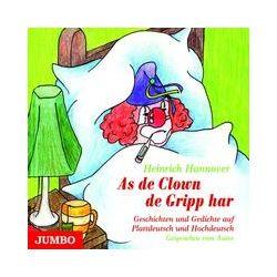 Hörbücher: As de Clown de Gripp har  von Heinrich Hannover