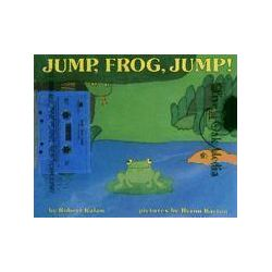 Hörbücher: Jump, Frog, Jump [With Paperback Book]  von Robert Kalan