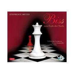 Hörbücher: Bis(s) zum Ende der Nacht - Die ungekürzte Lesung  von Stephenie Meyer