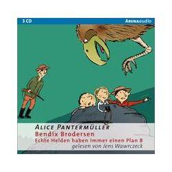 Hörbücher: Bendix Brodersen  von Alice Pantermüller