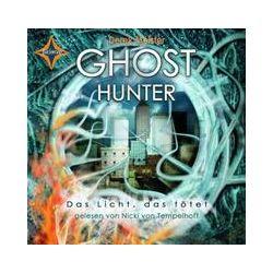 Hörbücher: Ghost Hunter - Das Licht, das tötet  von Derek Meister