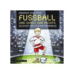 Hörbücher: Fußball und sonst gar nichts  von Andreas Schlüter