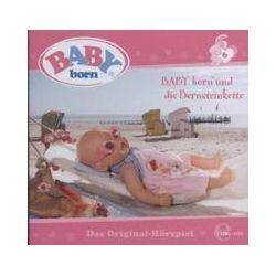 """Hörbücher: Baby Born 06 """"BABY Born und die Bernsteinkette"""","""