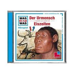 Hörbücher: Der Urmensch / Eiszeiten  von Haderer Kurt, Matthias Falk