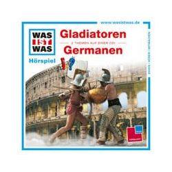 Hörbücher: Gladiatoren / Die Germanen  von Matthias Falk von Matthias Falk