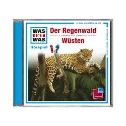 Hörbücher: Der Regenwald/ Wüsten  von Haderer Kurt von Stephan Kolloff