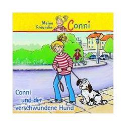 Hörbücher: Conni. Conni und der verschwundene Hund. CD  von Liane Schneider
