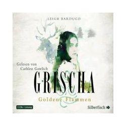 Hörbücher: Grischa 01: Goldene Flammen  von Leigh Bardugo