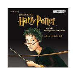 Hörbücher: Harry Potter 7 und die Heiligtümer des Todes  von Joanne K. Rowling