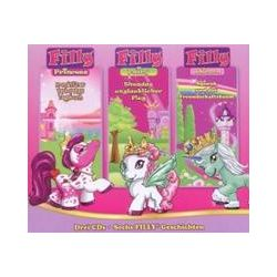 Hörbücher: FILLY Box. Princess - Fairy - Unicorn