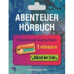 Hörbücher: Abenteuer & Wissen / Rätsel der Erde. Download-Gutschein-Karte