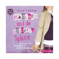 Hörbücher: Gallagher Girls 02: Mädchen sind die besseren Spione  von Ally Carter