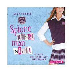 Hörbücher: Gallagher Girls 01: Spione küsst man nicht  von Ally Carter