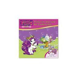 Hörbücher: Filly 11. Elves - Prinzessin Jewel und das Zauberverbot