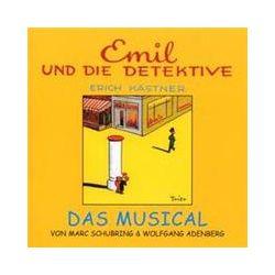 Hörbücher: Emil und die Detektive-das Musical 1  von Erich Kästner