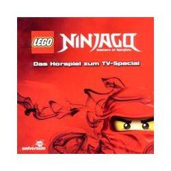 Hörbücher: LEGO Ninjago Hörspiel  von Frank Gustavus