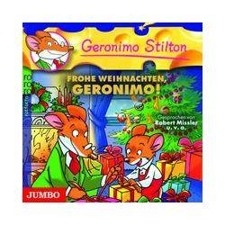 Hörbücher: Geronimo Stilton 10. Frohe Weihnachten Geronimo Stilton!  von Geronimo Stilton