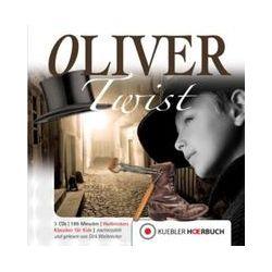Hörbücher: Oliver Twist  von Charles Dickens, Dirk Walbrecker