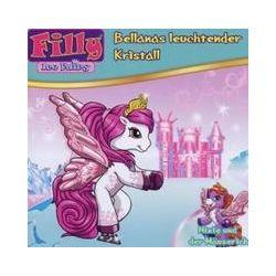 Hörbücher: Filly 03. Ice Fairy - Bellanas leuchtender Kristall  von FILLY